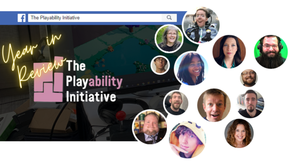 Playabiliity Initaitive - Year in Review