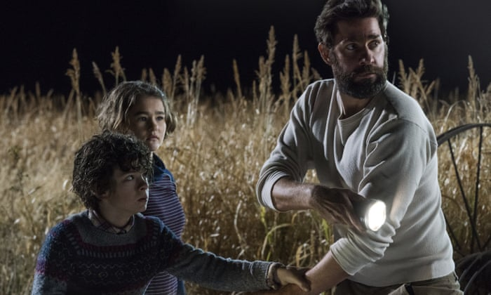Scene from A Quiet Place