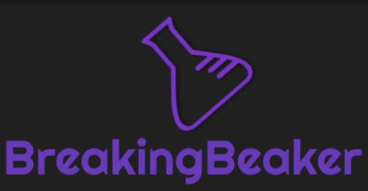 Breaking Beaker logo