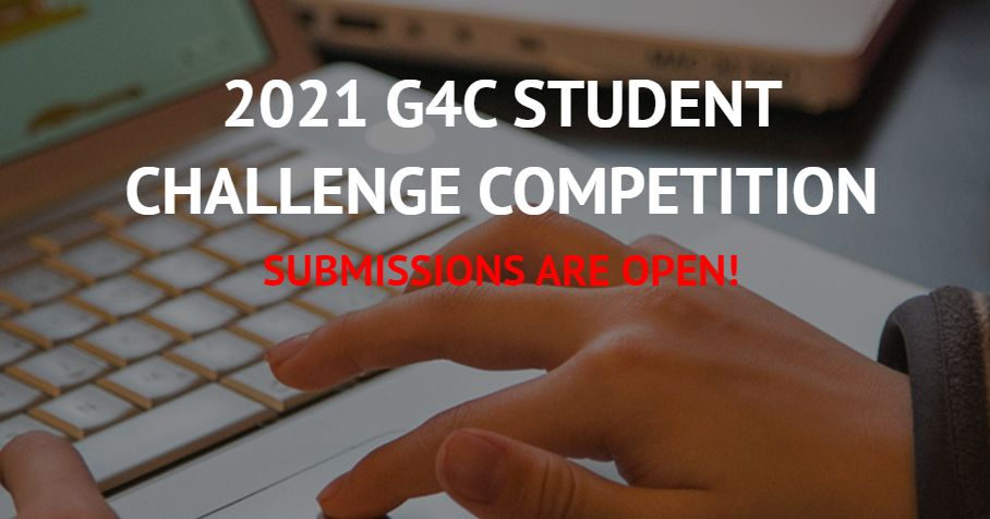 2021 G4C Student Challenge Competition
