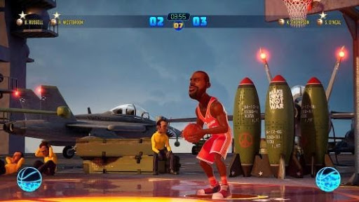 NBA2K Playgrounds 2 Screenshot