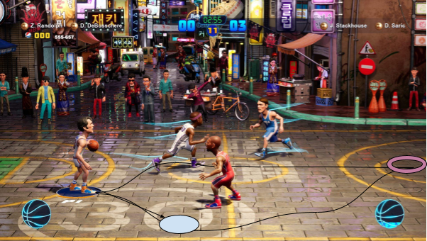 NBA2K Playgrounds 2 Screenshot 3