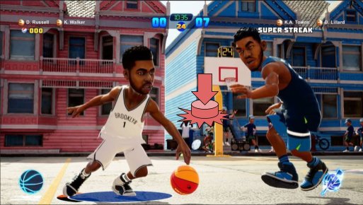 NBA2K Playgrounds 2 Screenshot 5