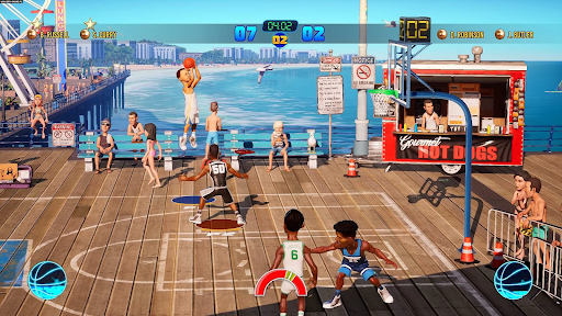 NBA2K Playgrounds 2 Screenshot 6