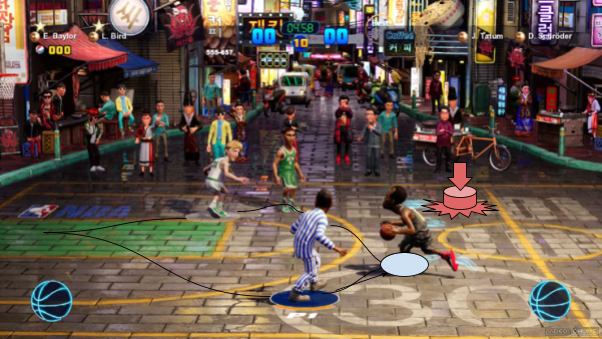 NBA2K Playgrounds 2 Screenshot 7