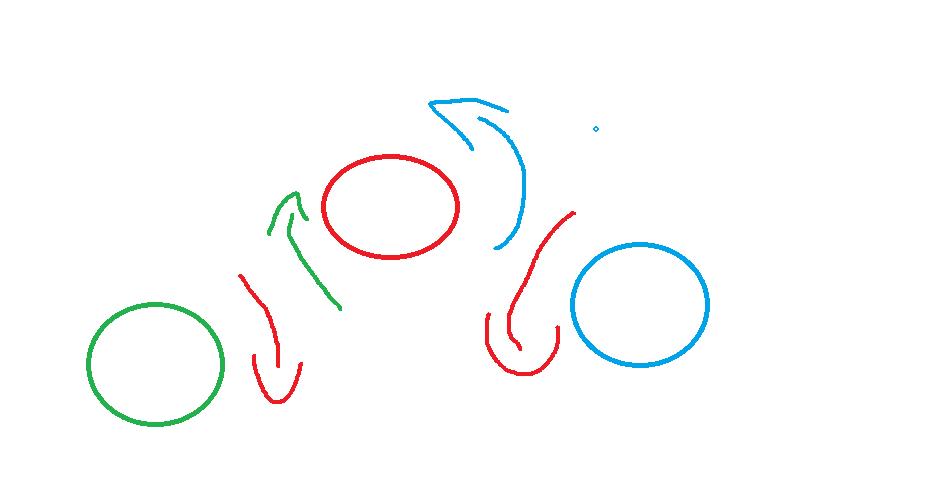 Multiple Parasites Diagram